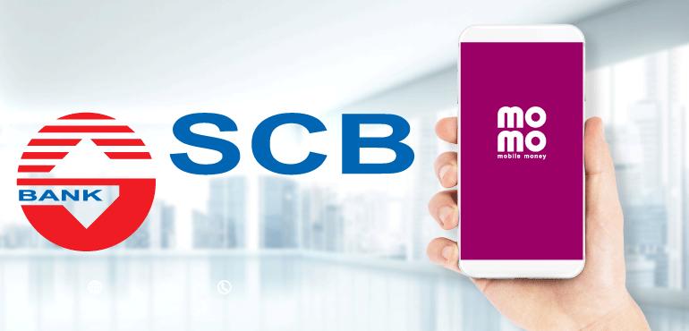Liên kết momo với ngân hàng SCB