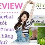 đánh giá sản phẩm slim herbal