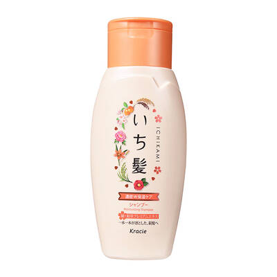 Dầu gội Ichikami dưỡng ẩm chai 150ml