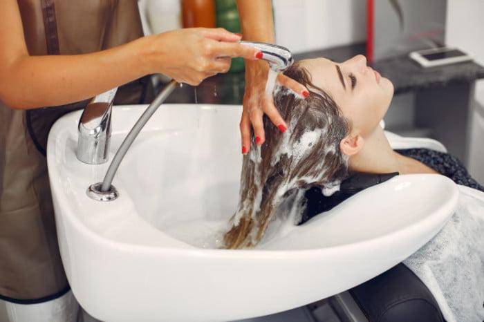 Các bước sử dụng kem ủ tóc hiệu quả