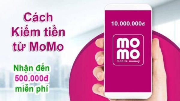 Cách kiếm tiền từ Vi Momo