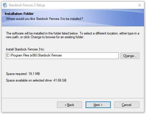Phần mềm stardock fences 3 full crack cho máy tính