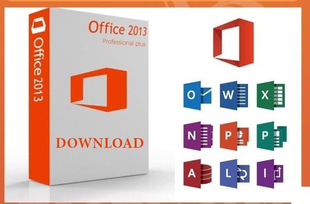 Tải bộ Office 2013 full crack mới nhất