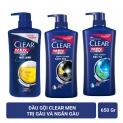 Tìm hiểu tất tần tật về dầu gội trị gàu số 1 Clear
