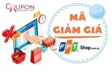Mã giảm giá Fpt Shop – Tổng hợp ưu đãi khuyến mãi Fpt Shop 2019