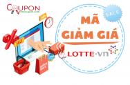 Mã giảm giá Lotte mới nhất – Tổng hợp Khuyến mãi ưu đãi Lotte 2019