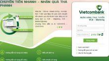 Hướng dẫn đăng ký Internet Banking Vietcombank nhanh chóng, đơn giản