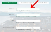 Hướng dẫn cách thức đăng ký Internet Banking VP Bank