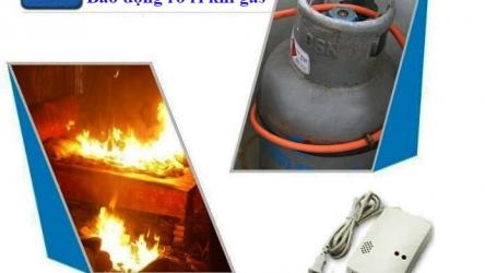 Thiết bị báo rò rỉ(xì) gas là gì? Nên sử dụng như thế nào?