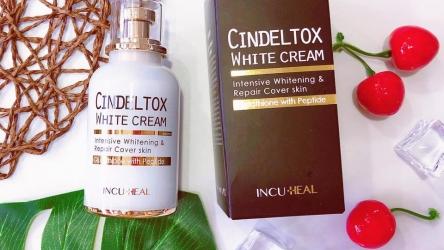 Kem dưỡng Cindel Tox White Cream có tốt không? Có công dụng gì?