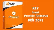 Chia sẻ bộ key Avast Premier Full key bản quyền đến 2043
