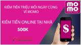 Nhập mã giới thiệu MoMo nhận đến 500k – Mã khuyến mãi MoMo