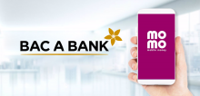 Hướng dẫn liên kết MoMo với ngân hàng Bắc Á