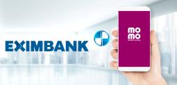 Liên kết Ví MoMo với ngân hàng Eximbank nhận ngay gói quà khủng
