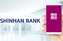 Liên kết MoMo Với Shinhan Bank Nhận 100k ưu đãi