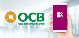 Hướng dẫn liên kết ví điện tử MoMo với Ngân Hàng Phương Đông OCB