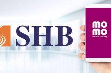 Hướng dẫn liên kết MoMo với ngân hàng SHB