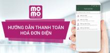 Thanh toán hóa đơn Điện thoại cố định với ví MoMo