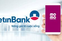 Hướng Dẫn Liên Kết Ví MoMo Và Ngân Hàng Vietinbank