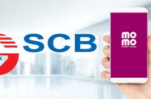 Hướng dẫn liên kết Ví MoMo với ngân hàng SCB nhận 100.000đ