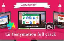 Tải Genymotion Full Crack kèm key mới nhất 2021