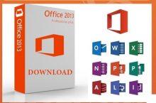 Tải bộ Office 2013 Full Crack [32bit – 64 bit] kèm key Active