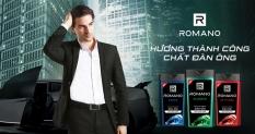 Tìm hiểu dầu gội trị gàu dành cho nam giới Romano Pro Series